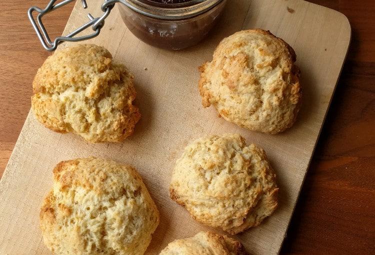 perfect scone dough scones