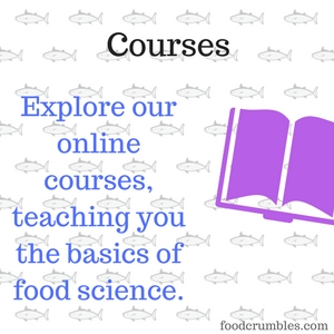 Courses - explore our online courses on food science