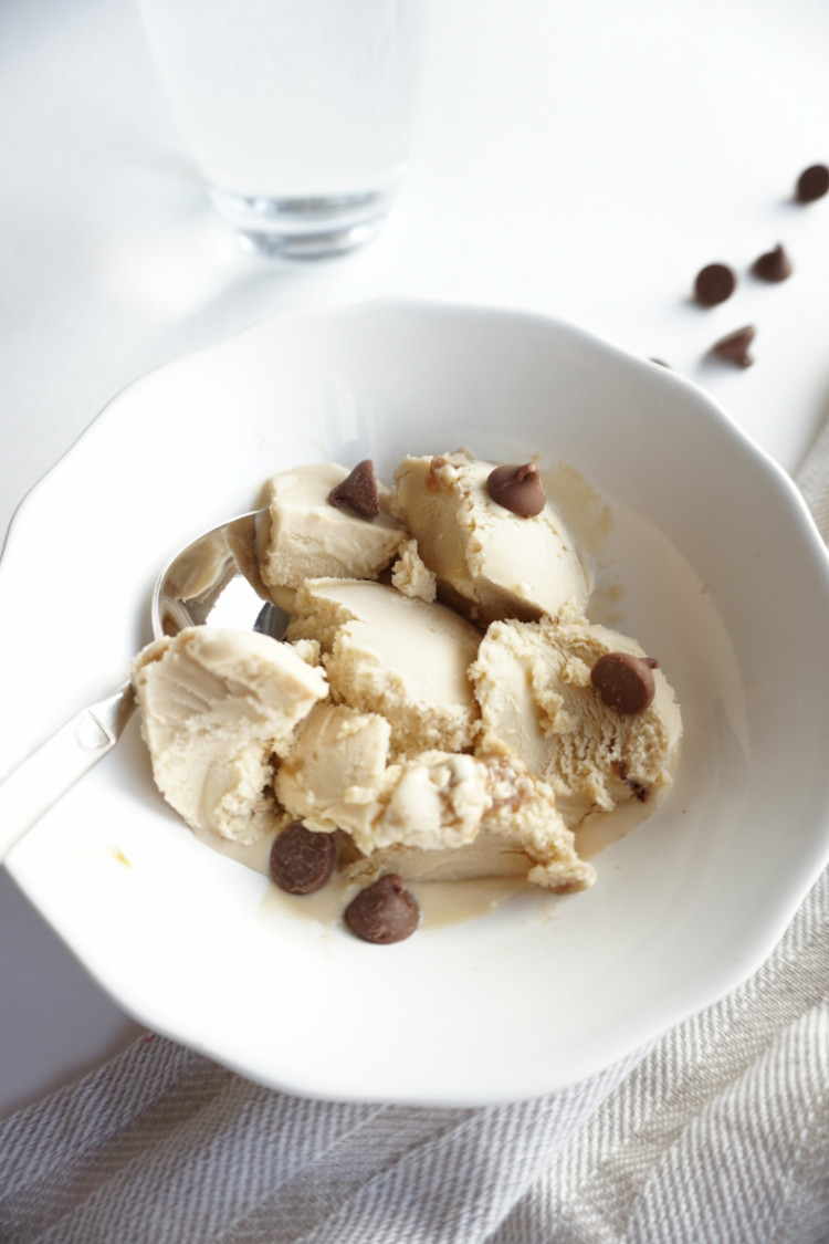 Chocolate chips in your ice cream? - discussing how best to add chocolate chips or chunks to your ice cream without breaking your teeth upon eating! Ice cream inclusion science   foodcrumbles.com