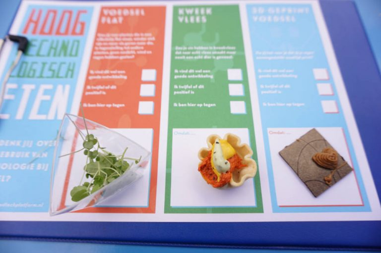 tasting the future of food ddw