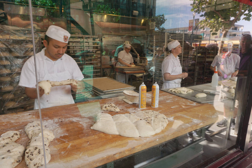 Famous sourdough bread - Boudin Bakery - Food Crumbles - The Food Science Blog
