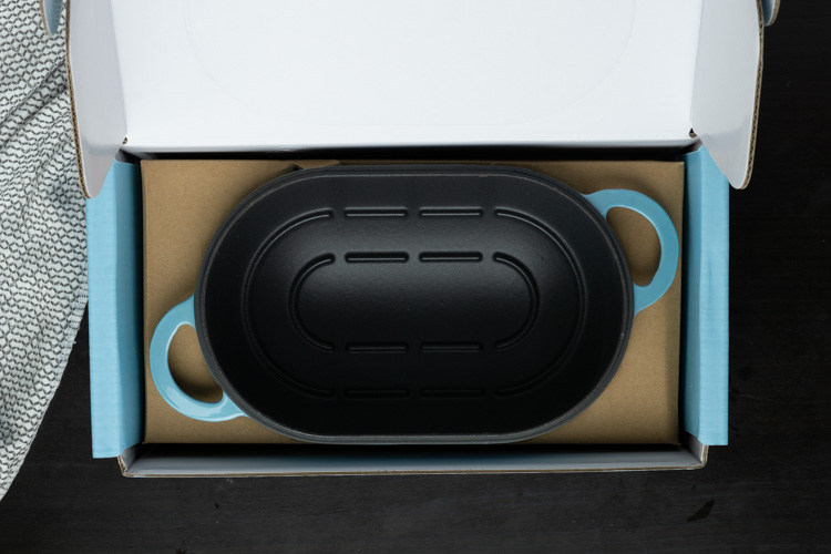 bottom part of LoafNest in box
