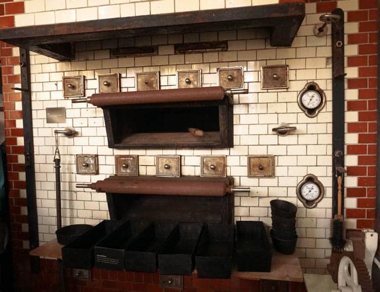former bakery