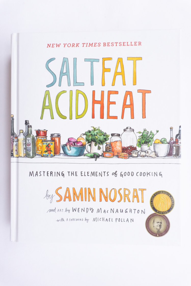 front cover salt fat acid heat
