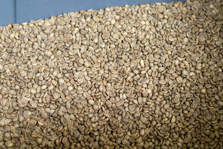 decaffeinated coffee benas