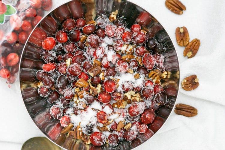 cranberry tart filling