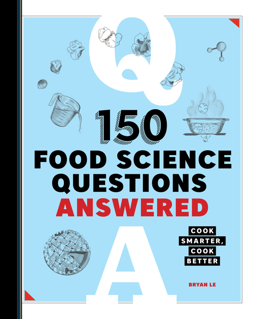 150 food science questions answered